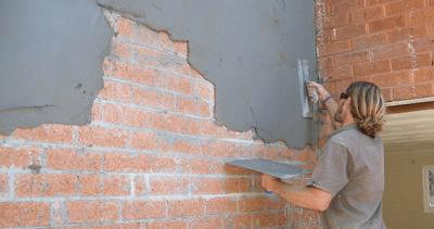 ¿Cómo ahorrar tiempo y dinero en acabados para paredes?