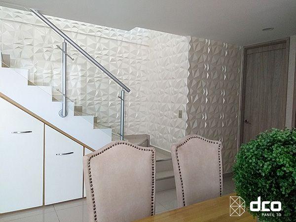 Cómo evitar las manchas en paredes de escaleras?