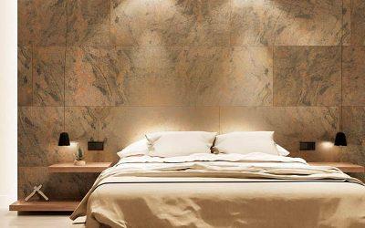 Láminas de piedra natural flexible, lo último en revestimientos decorativos.