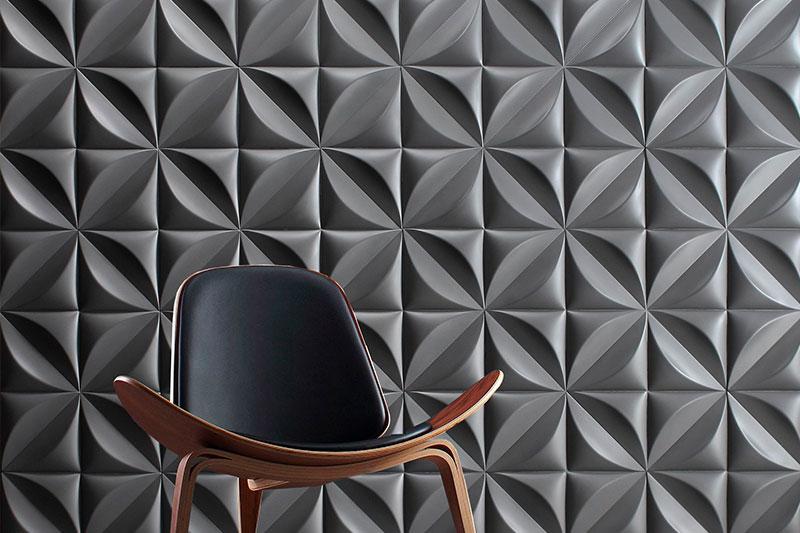 panel-3d-pvc-petalos-black