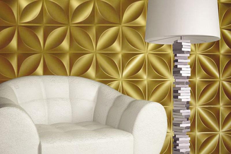 panel-3d-pvc-petalos-gold